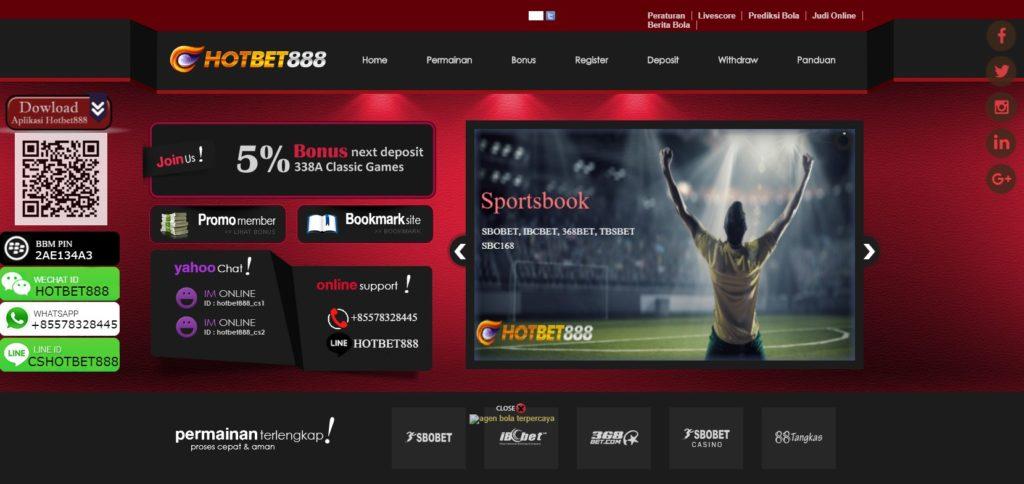 Situs Judi Bola88 Online Terpercaya